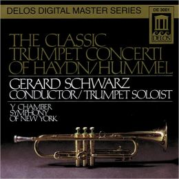The Classic Trumpet Concerti Of Haydn And Hummel