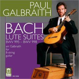 Bach: Lute Suites, BWV 995-998