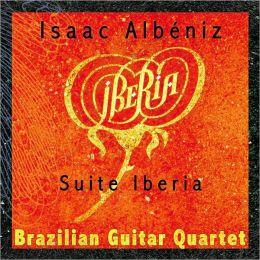 Isaac Albéniz: Iberia