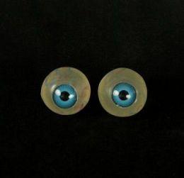 Buckys Boneyard CHE2B Pair of Blue Eyeballs- Case of 12