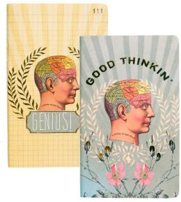 Good Thinkin Sketch & Scribble Notebook Set 8