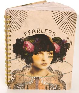 Fearless Spiral Notebook 7