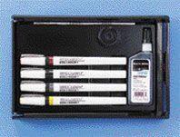 Alvin 3165SP4 Rapidograph 4-pen Tech Pen Set