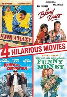4 Hilarious Movies Collection