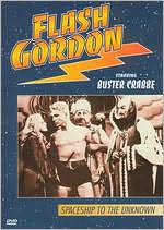Flash Gordon: Spaceship To Unknown