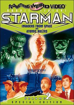 Starman, Vol. 2: Invaders from Space / Atomic Rule