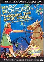 Through the Back Door/Cinderella