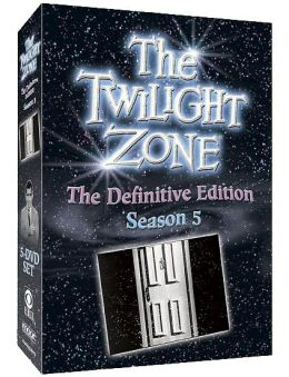 Twilight Zone: Season 5 - Definitive Edition