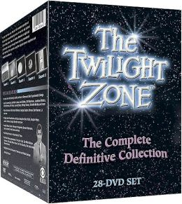 Twilight Zone - Definitive Collection