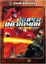 Super Inframan & Shaw Brothers
