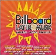 Billboard Latin Music Awards 2006 Finalists