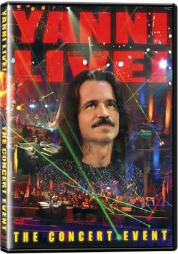 Yanni Live! - The Concert Event