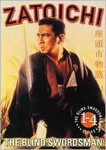 Zatoichi the Blind Swordsman 1-4