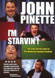 Video/DVD. Title: John Pinette: I'm Starvin'!