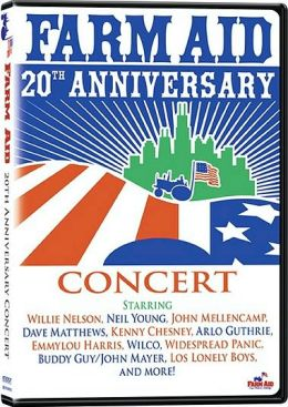 Farm Aid: 20th Anniversary Concert