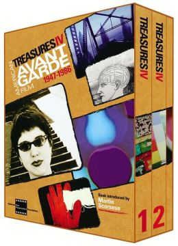 Treasures IV - American Avant Garde Film, 1947-1986