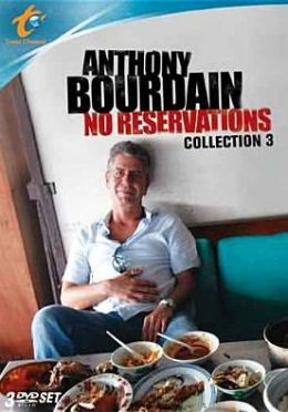 Anthony Bourdain No Reservations - Collection 3