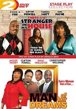 Man of Her Dreams/There's a Stranger in My House