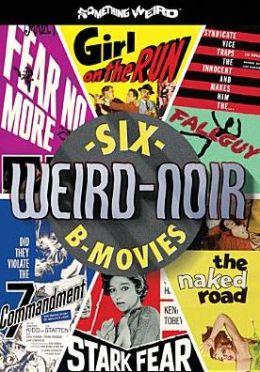 Weird-Noir