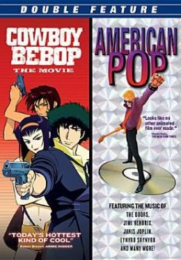 Cowboy Bebop: the Movie/American Pop