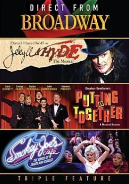 Direct from Broadway: Jekyll & Hyde/Putting It Together/Smokey Joe's Cafe