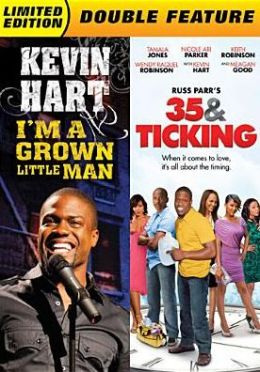 Kevin Hart: I'M a Grown Little Man/35 & Ticking