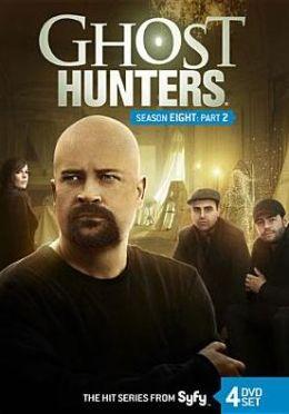 Ghost Hunters: Season 8 - Part 2 (4pc) / (Box)