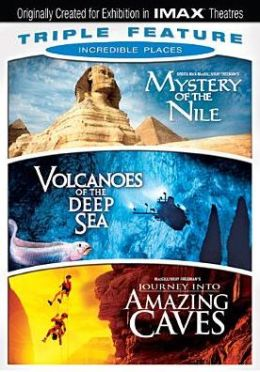 Incredible Places Triple Feature