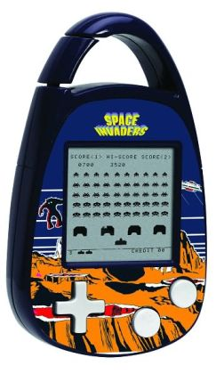 Space Invaders Mini Electronic Game