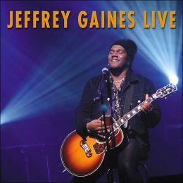 Jeffrey Gaines Live [Bonus DVD]