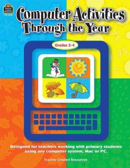 Activities Through the Year Book - Primary, Gr 2-4