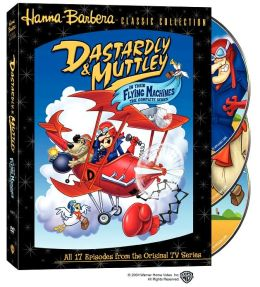 Dastardly & Muttley Flying Machines: Complete Series