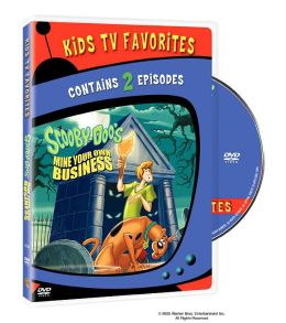 Scooby-Doo's Mine Your Own Business - Tv Favorites