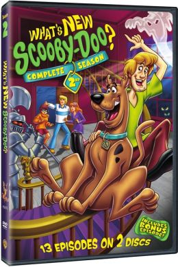 What's New, Scooby-Doo?: Complete 2nd Season