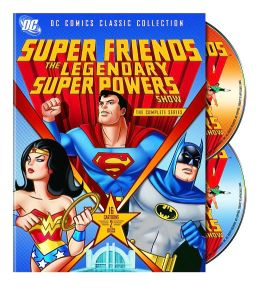 Superfriends: Legendary Super Powers Show