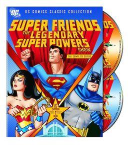 Superfriends: Legendary Super Powers Show