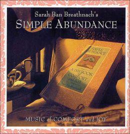 Simple Abundance: Music of Comfort and Joy