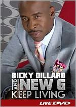 Ricky Dillard and New G: Keep Living