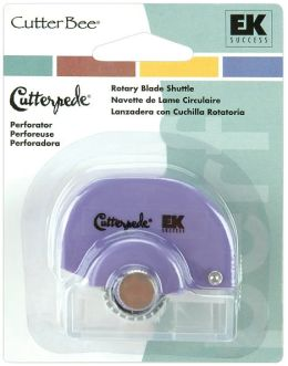 Cutterpede Replacement Rotary Blade Shuttles-Perforator