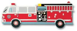 Jolee's By You Dimensional Embellishment-Fire Engine