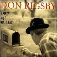 Empty Old Mailbox