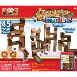 Amaze-N-Marbles 45 pieces