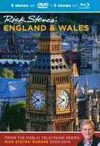Rick Steves: England & Wales 2000 - 2014