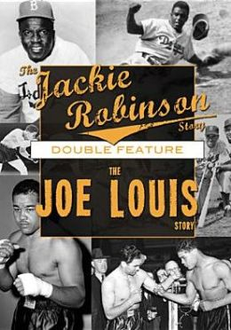 Jackie Robinson Story/the Joe Louis Story