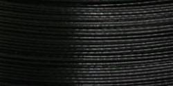 Craft & Jewelry 7-Strand Beading Wire .3mm 40ft/Pkg-Black
