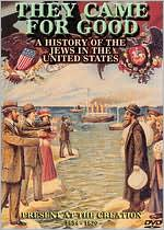 They Came For Good: A History of the Jews in the United States - Present at the Creation, 1654-1820