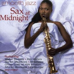 Smooth Jazz: Sax at Midnight