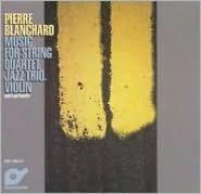 Music for String Quartet, Jazz Trio, Violin and Lee Konitz
