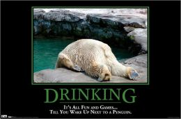 Give Up Drinking - Poster