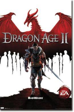 Dragon Age II - Poster